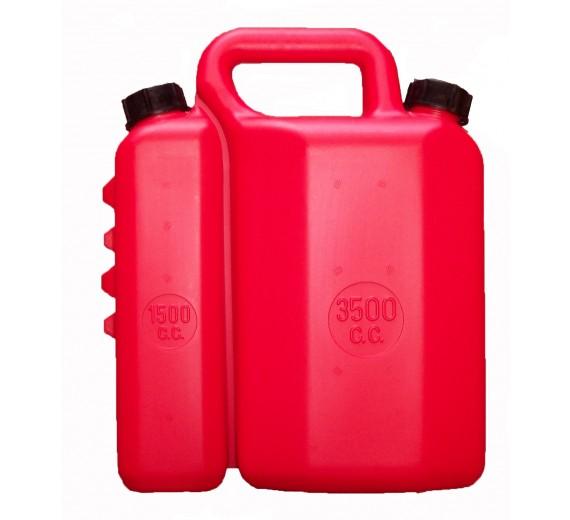 Kombidunk 3,65 / 1,45 Liter.