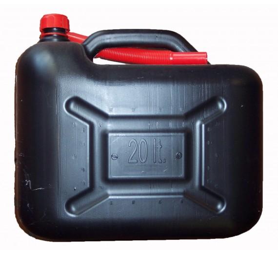 Benzindunk - 20 liter.