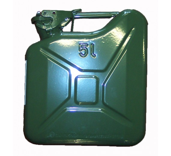 Jerry can - 5 Liter.