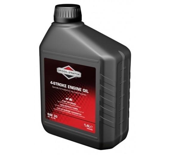 Motorolie - 1,4 liter.
