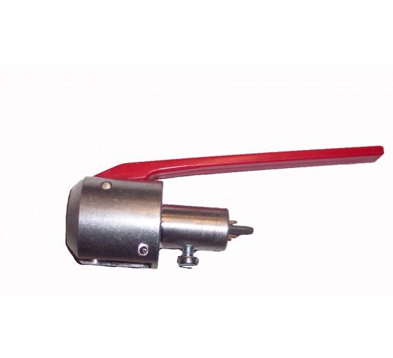 Sikkerhedsgreb - 20 mm. - benzin.