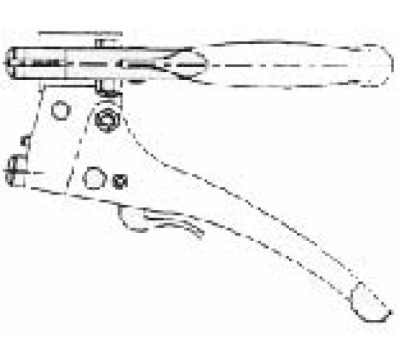 Dobb. greb m. 1 spærreklinge