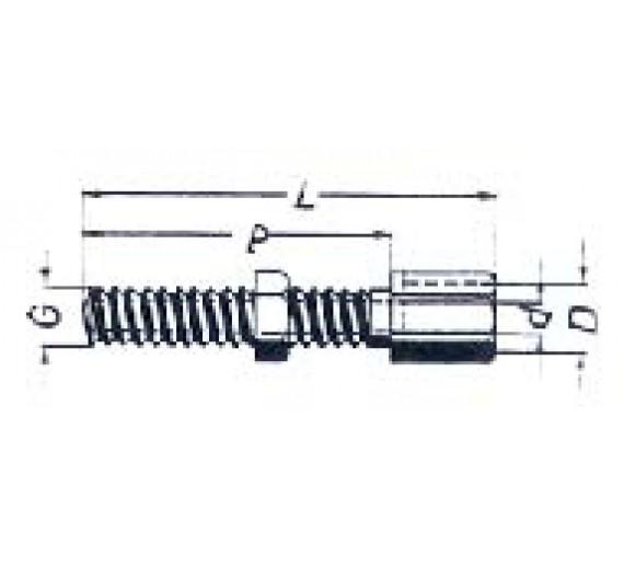 Justerskrue M7-01