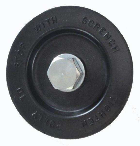 Dæksel m. bolt-20